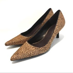 Antonio Melani | Addison Animal Leopard Heel Pumps